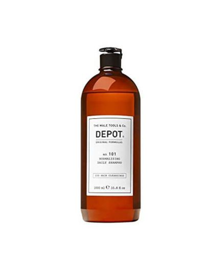 DEPOT Hair Cleansings No. 101 Normalizing Daily Shampoo