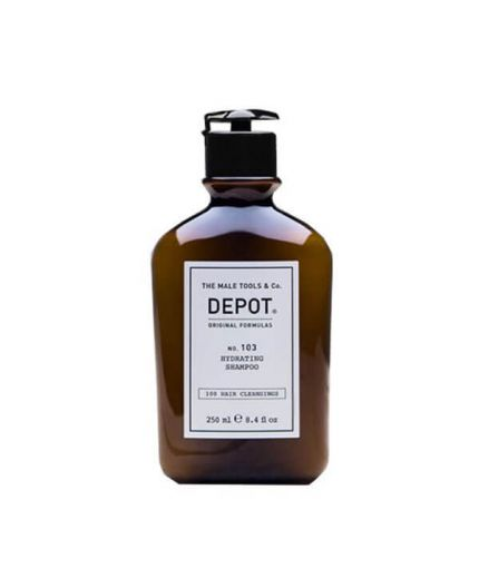 DEPOT Hair Cleansings No. 103 Hydrating Shampoo