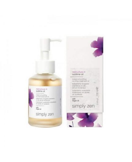 Z.ONE CONCEPT Simply Zen Restructure In Sublime Oil 100ml