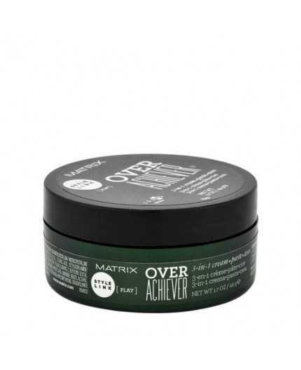 Matrix Style link Play Over achiever Cream Paste Wax 50ml - cera tenuta forte