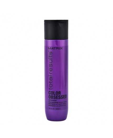 Matrix Total Results Color obsessed Antioxidant Shampoo 300ml - shampoo capelli colorati