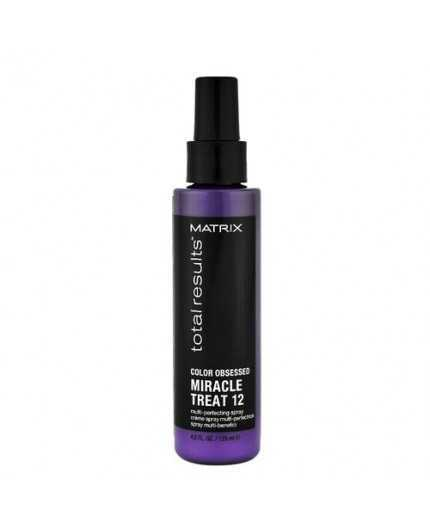 Matrix Total Results Color obsessed Miracle treat 12, 125ml - spray capelli colorati