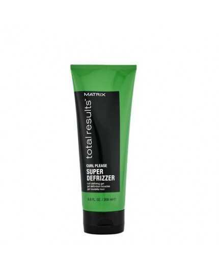 Matrix Total Results Curl please Super defrizzer Curl definer gel 200ml - gel capelli ricci