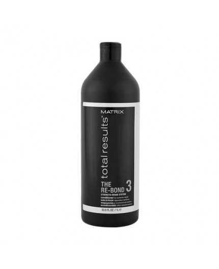 Matrix Total results The Re-bond 3 Conditioner 1000ml - balsamo ricostruzione post-decolorazione