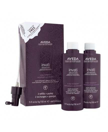 Aveda Invati Advanced Scalp Revitalizer Duo Pack