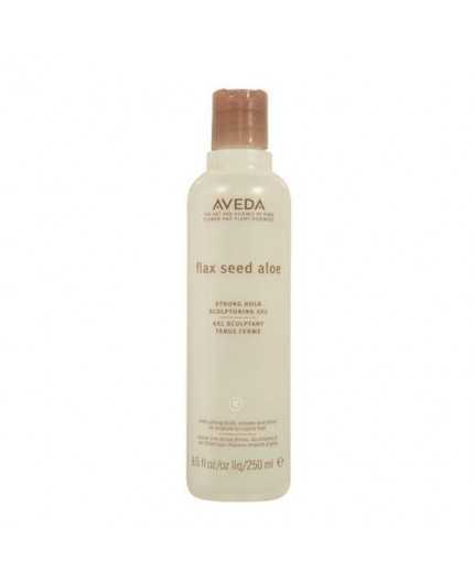 Aveda Styling Flax seed aloe strong hold sculpturing gel 250ml