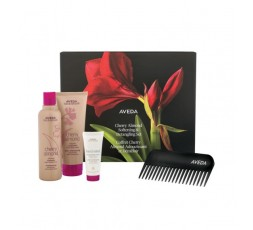 aveda set cherry almond