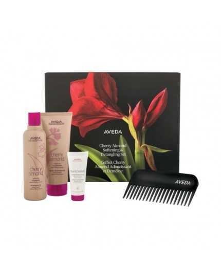 cherry almond softening & detangling set