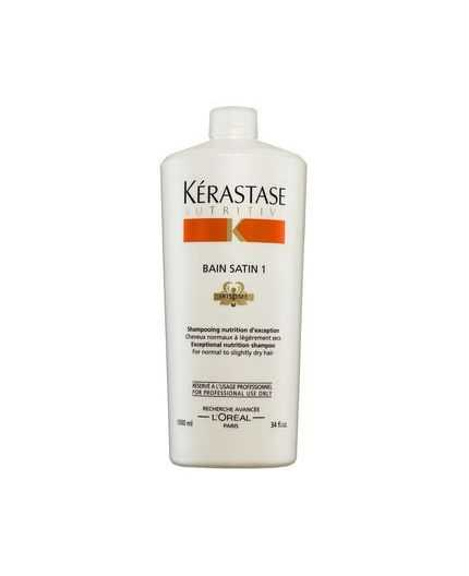 Kérastase Nutritive Irisome Bain Satin 1 Shampoo 1000ml