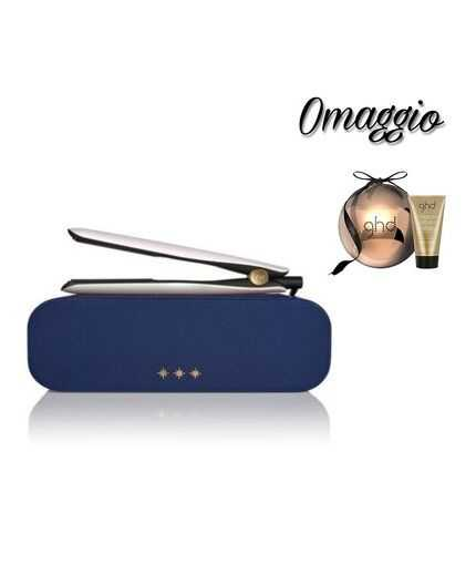Ghd Gold bianco iridescente