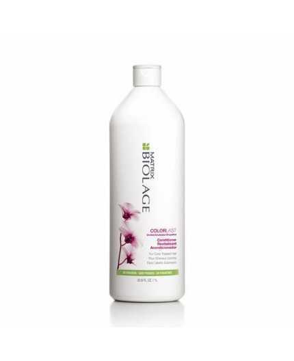 Biolage Colorlast Conditioner 1000ml - balsamo capelli colorati
