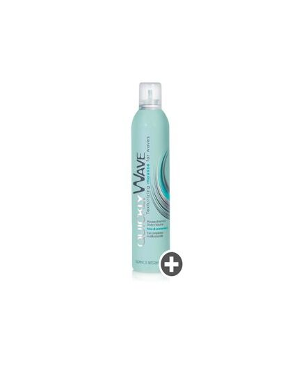 Quickly wave mousse per onde naturali