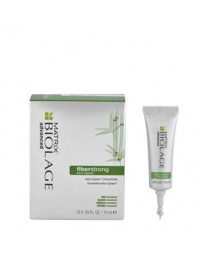 Biolage Fiberstrong intra-cylane concentrate 10x10ml - siero rinforzante