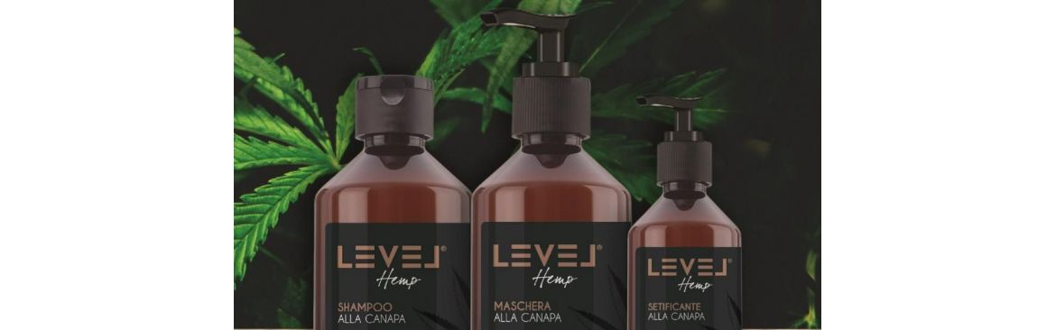 Level hemp|olio di canapa|prodotti naturali|acquista ora